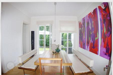 Luxury houses for sale in Berlin. Exclusive new separate house with a parcel of land in Berlin
