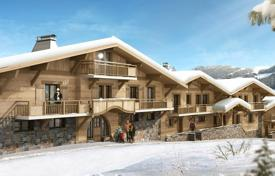 Property for sale in Chatel. Elite duplex with a fireplace, in a new residence, next to the ski slopes and a lake, Chatel, Alpes, France
