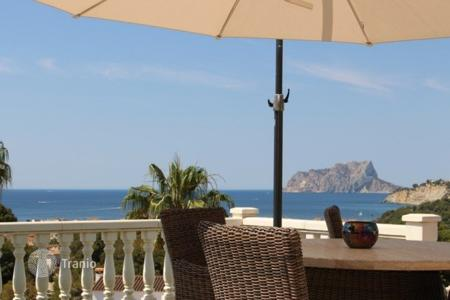 Luxury 3 bedroom houses for sale in Costa Blanca. Villa - Moraira, Valencia, Spain