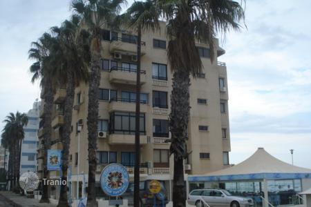 1 bedroom apartments by the sea for sale in Larnaca (city). One Bedroom Apartment with side sea view — Reduced
