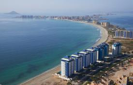 Apartments with pools for sale in La Manga del Mar Menor. New apartments in La Manga del Mar Menor