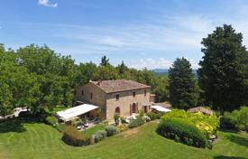 Luxury 5 bedroom houses for sale in Southern Europe. Villa – Sarteano, Tuscany, Italy