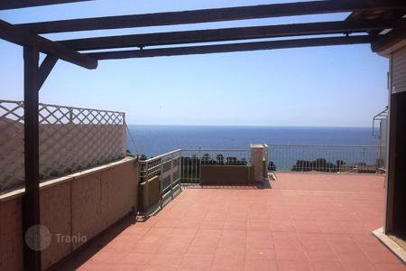 Penthouses for sale in Italy. Sanremo Penthouse For Sale Sea View