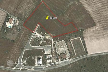 Cheap development land for sale in Kalo Chorio. Building Plots