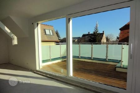 Apartments for sale in Lower Austria. The new spacious apartment with a large terrace in Maria Enzersdorf, Lower Austria