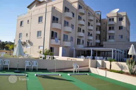 Cheap apartments for sale in Famagusta. One Bedroom Apartments with Communal Pool