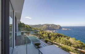 Luxury 4 bedroom houses for sale in Ibiza. New villa on the coast of Benirras
