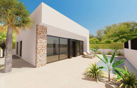 3 bedroom houses for sale in Murcia. Modern villas with solarium in San Javier