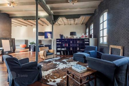 Coastal residential for sale in Ciutat Vella. Modern loft, in Born district, Barcelona, Spain
