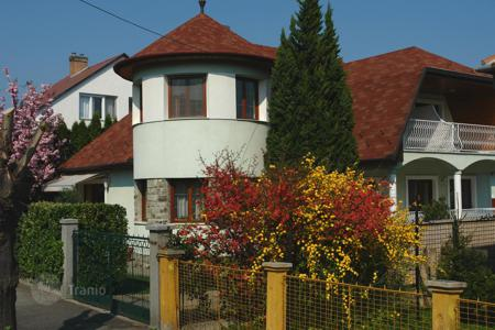 Houses for sale in Keszthely. Villa in the capital of the Lake Balaton, in Keszthely