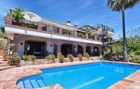 Luxury houses for sale in Mijas. Villa – Mijas, Andalusia, Spain