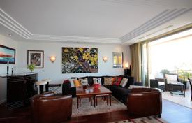 Spacious apartment with a terrace and a panoramic sea view in a luxury residence, Cannes, France. Price on request