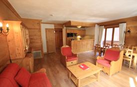 2 bedroom apartments for sale in Haute-Savoie. Two-bedroom apartment with a terrace, in a residence with a parking, close to the center of the resort, Morzine, Alpes, France