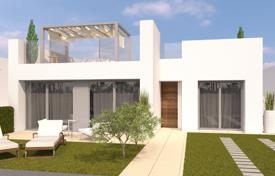 Houses with pools for sale in Murcia (city). New villa in a complex with a pool close to the golf course, Lo Romero, Spain