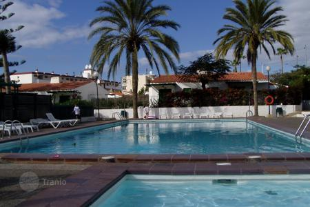 Residential for sale in Maspalomas. Corner Bungalow in Playa del Ingles