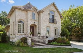 6 bedroom houses for sale in North America. Villa – Chicago, Illinois, USA
