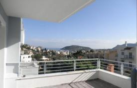 Residential for sale in Porto Rafti. Comfortable detached house with a panoramic sea view, a garden and terraces, Porto Rafti, Greece