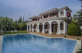 Mediterranean style villa with a pool and a wine cellar, in a popular area, Calella, Spain for 1,400,000 €