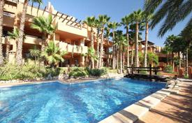 3 bedroom apartments for sale in Andalusia. Cozy apartment with a swimming pool and a terrace, Villamartin, Spain