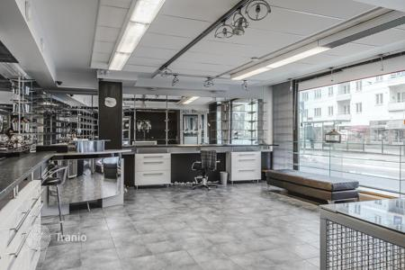 Commercial property for sale in Finland. Office space with a spacious kitchen on the first floor of the building, Helsinki, Finland