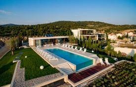 Villas and houses for rent with swimming pools in Croatia. Detached house – Primošten, Sibenik-Knin, Croatia