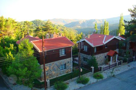 Property to rent in Limassol. The maisonette in evergreen coniferous forests, among the Troodos Mountains near the village Platres