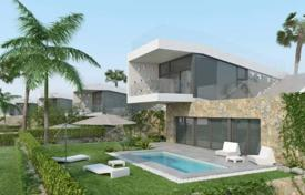 3 bedroom houses for sale in Benejuzar. 3 bedroom luxury style villas with private pool, solarium and terrace in Algorfa