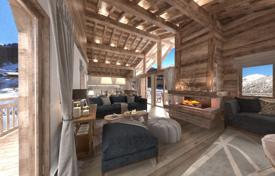 2 bedroom apartments for sale in Haute-Savoie. Elite duplex with a fireplace, in a new residence, next to the ski slopes and a lake, Chatel, Alpes, France