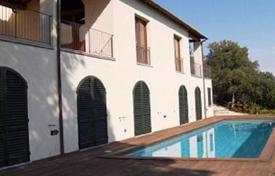 Luxury 5 bedroom houses for sale in Tuscany. Two-storey villa overlooking the sea in Capoliveri, Tuscany, Italy