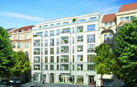 Luxury 2 bedroom apartments for sale in Germany. Five-room penthouse with 2 terraces 100 meters from the Kurfürstendamm, Charlottenburg district, Berlin