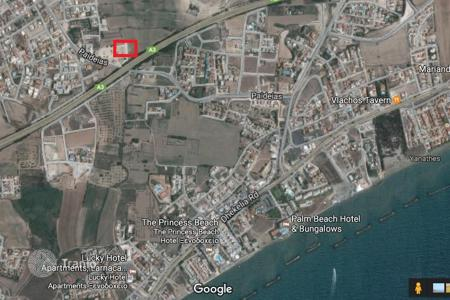 Cheap land for sale in Cyprus. Development land – Oroklini, Larnaca, Cyprus