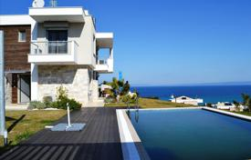 3 bedroom houses by the sea for sale in Administration of Macedonia and Thrace. Villa – Kassandreia, Administration of Macedonia and Thrace, Greece
