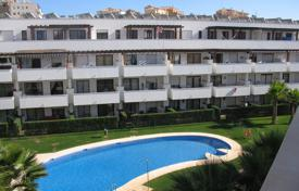 Apartments for sale in Mijas. Comfortable apartment with a parking and a terrace in a residential complex with a garden and a swimming pool, Mijas, Spain