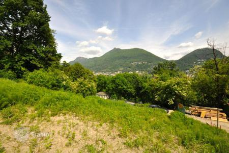 Land for sale in Central Europe. Development land – Lugano, Ticino, Switzerland