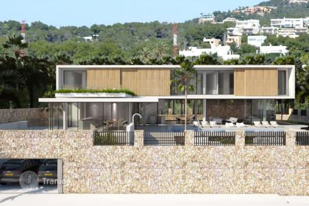 Coastal houses for sale in Balearic Islands. Townhome – Cap Martinet, Ibiza, Balearic Islands,  Spain