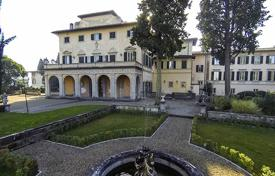 Manor at the top of a hill, Florence, Italy. Price on request