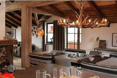 "Penthouse from developers for sale in Europe. ""Turnkey"" penthouse in the new tourist complex in Austrian Alps, Zell am See, Kaprun"