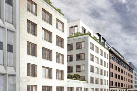 4 bedroom apartments for sale in Germany. New build in Berlin, Germany