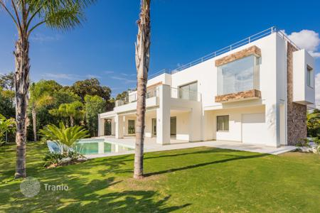 Luxury residential for sale in Estepona. Stylish Newly Built Contemporary Villa in Casasola, Estepona