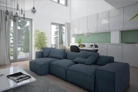 Cheap new homes for sale in Lower Austria. One bedroom apartment in a new building in a quiet district of Baden