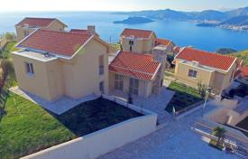 3 bedroom houses for sale in Budva (city). Villa in Budva with a panoramic view of the Adriatic Sea