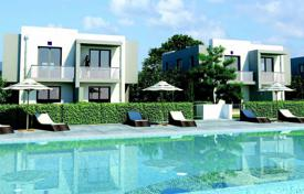 Off-plan houses for sale in Cyprus. Spacious villas in a new development