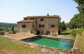 Elite house with a pool and a garden, Sarteano, Italy for 990,000 €
