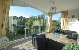 Coastal apartments for sale in Puerto Banús. Cosy apartment with a garden view, Puerto-Banus, Spain
