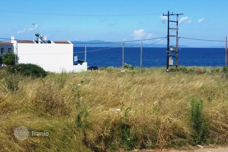 Coastal development land for sale in Sane. Development land – Sane, Administration of Macedonia and Thrace, Greece