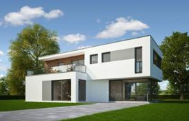 Off-plan residential for sale in Bavaria. Spacious villa overlooking the lake with a private garden and a garage, Starnberg, Germany