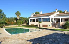 Two-storey villa with panoramic views of the sea and surroundings in Palma de Mallorca, Spain for 1,900,000 €