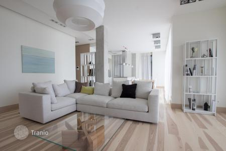 New homes for sale in Latvia. Modern apartment with stunning views in Riga
