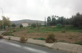 Development land for sale in Pyrgos. Building Plot