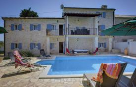 Residential for sale in Filipana. Two luxury three-storied villas with swimming pools, Filipana, Croatia